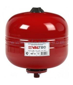 VALTEC Бак расширительный для отопления 12л КРАСНЫЙ