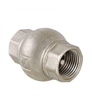 Обратный клапан с латунным золотником