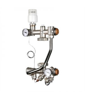 Насосно-смесительный узел для теплого пола VALTEC TECHNOMIX